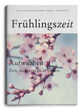 Abbildung des Kanzleimagazin der Steffen & Partner Gruppe, Ausgabe Frühling 2013