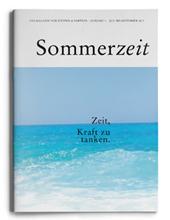 Abbildung des Kanzleimagazin der Steffen & Partner Gruppe, Ausgabe Sommer 2013