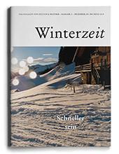 Abbildung des Kanzleimagazin der Steffen & Partner Gruppe, Ausgabe Winter 2013/2014