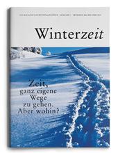 Abbildung des Kanzleimagazin der Steffen & Partner Gruppe, Ausgabe Winter 2012/2013
