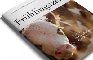 Abbildung des Kanzleimagazin der Steffen & Partner Gruppe, Ausgabe Frühling 2014