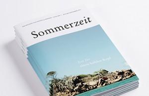 Abbildung des Kanzleimagazin der Steffen & Partner Gruppe, Ausgabe Sommer 2014